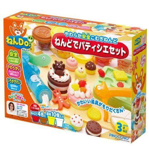 Pinocchio - 黏DO - 可愛夢幻甜點組 (黏土大王)