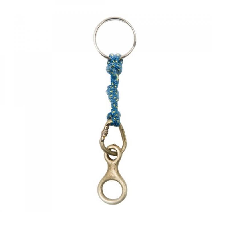 SAC義大利手工飾品 #38 青銅鑰匙圈掛飾 鉤環+八字環 SAC38