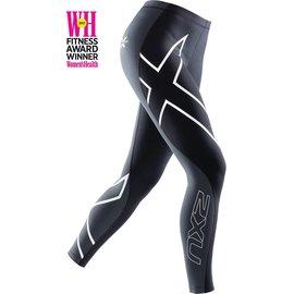 [ 2XU ] 澳洲 Elite Compression Tights 頂級運動緊身機能褲/加壓緊身褲/壓縮褲 XForm系列 女款 WA1937b
