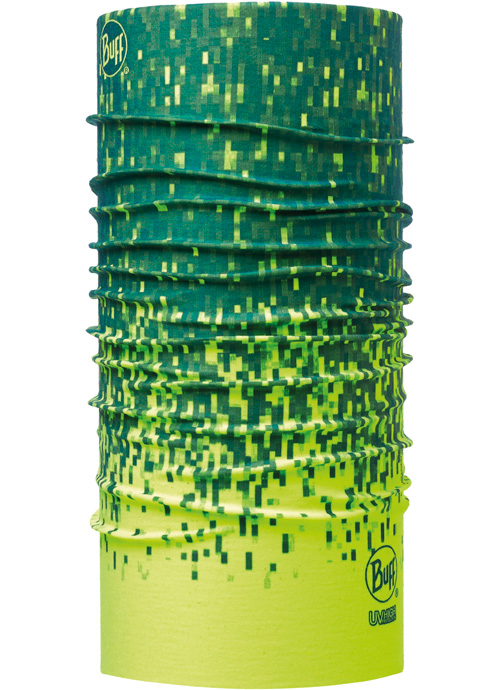Buff 高防曬CoolMax抗UV魔術頭巾 High UV BUFF 111712-117 冰滴光雨