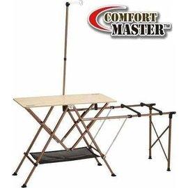 [ Coleman ] 舒適達人廚房桌/摺疊料理竹桌 CM0520JM000 /CM7680