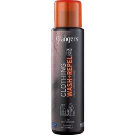 Granger's 風雨衣洗劑/防潑水劑/Gore-tex洗衣精/2合1清潔抗水洗劑 GRF73 Clothing Wash + Repel 300ml