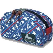 [ Gregory ] Belt Pouch S 日系收納包/腰掛包/筆袋/整理袋/腰包小物袋/化妝包 條紋星_53695