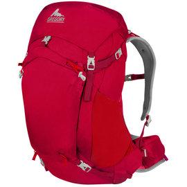 [ Gregory ] J33 專業登山背包/日用登山包 33升 74469 AR 紅