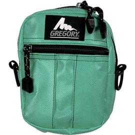 [ Gregory ] Quick pocket M 日系街包/側背包/腰掛包/多功能外掛包 防水布系列 綠_72068