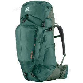 [ Gregory ] 後背包/登山背包/背包客/背包/健行 Stout 65 專業登山包 75072 森林綠/台北山水