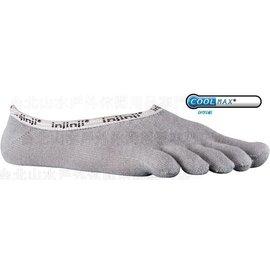 [ Injinji ] Sport 多功能吸濕排汗五指船型襪/五指襪/運動襪 Coolmax OW Ped 灰色