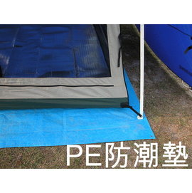 [ JIA-LORNG 嘉隆 ] K220 270PE防潮墊 野餐墊 地布