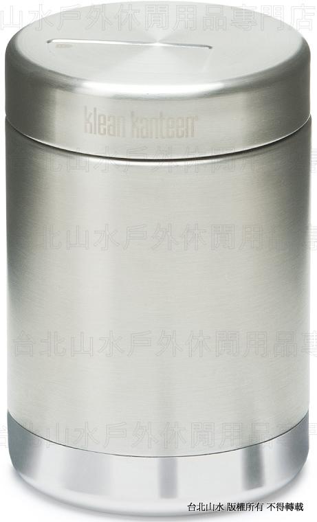 [ Klean Kanteen ] 美國KK可利鋼瓶 K16VCANSSF 不鏽鋼雙層真空保溫食物罐/便當盒/保鮮罐 16oz (473ml) 保溫款