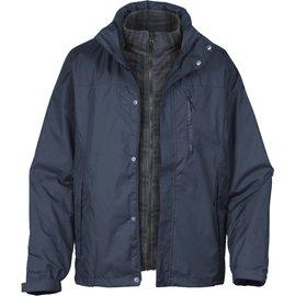 六折特價Lafuma 防水外套/兩件式雪衣/保暖大衣 男款 Donegal 滑雪/旅遊必備 LFV8518b-5605 皇冠藍