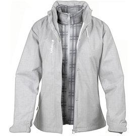 六折特價Lafuma 防水外套/兩件式雪衣/保暖大衣 女款 Donegal 出國/滑雪/旅遊 LFV8445B 0020 白