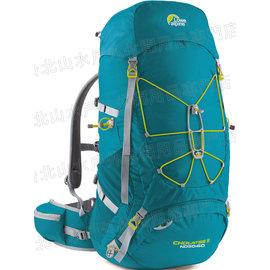 [ Lowe Alpine ] Cholatse II ND 50:60 女款 登山背包/大背包 50-60 升 FMP29-BU 青鳥藍