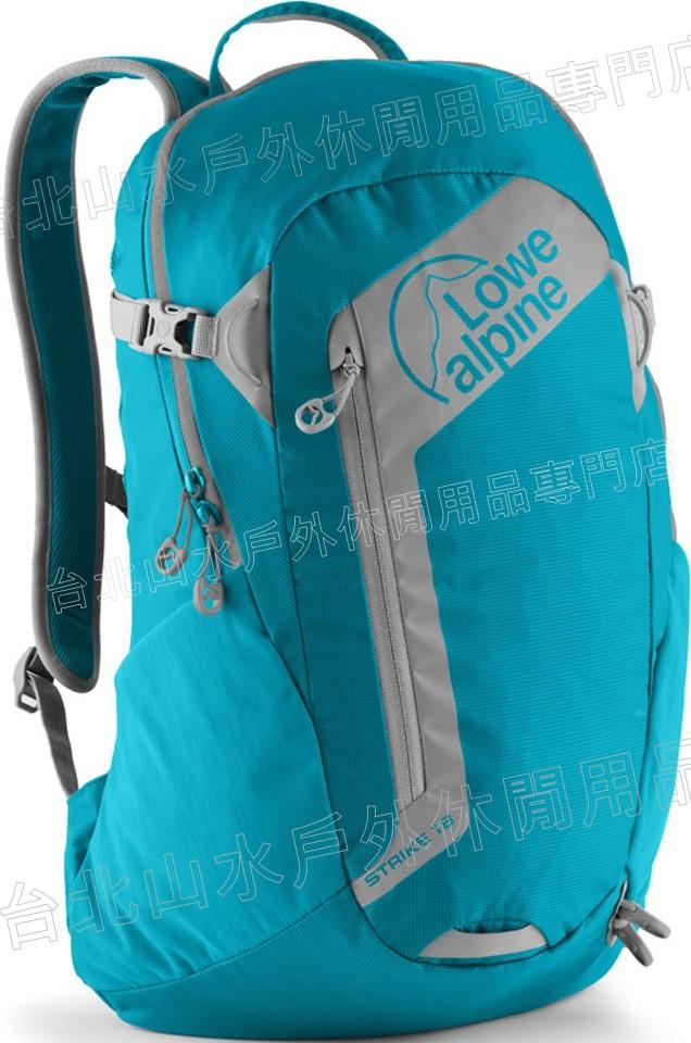 [ Lowe Alpine ] Strike 18 運動背包/都會日用後背包 FDP2518-B 青鳥藍