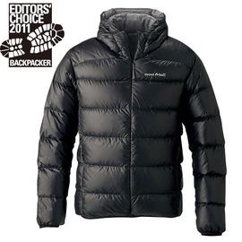 [ Mont-Bell ] Light Alpine 800FP 高保暖超輕鵝絨 連帽羽絨外套/羽絨衣 男款 1101361-BK 黑色 montbell