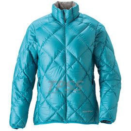 [ Mont-Bell ] Light Alpine 800FP 高保暖超輕鵝絨 羽絨外套/羽絨衣 女款 1101360 IGN 水藍色 montbell