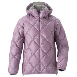 [ Mont-Bell ] Light Alpine 800FP 高保暖超輕鵝絨 連帽羽絨外套/羽絨衣 女款 1101362-LCGY 粉紫色 montbell