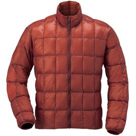 [ Mont-Bell ] EX Light Down 900FP 極輕量保暖鵝絨 羽絨外套/羽毛衣 男款 1101365 TERA 深橘 montbell
