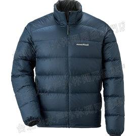 [ Mont-Bell ] Light Alpine 800FP 高保暖超輕鵝絨 羽絨外套/羽絨衣 男款 1101428-DKNV 深藍 montbell