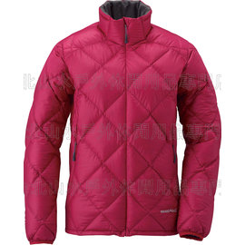 [ Mont-Bell ] Light Alpine 800FP 高保暖超輕鵝絨 羽絨外套/羽絨衣 女款 1101429-CHRD 櫻紅 montbell