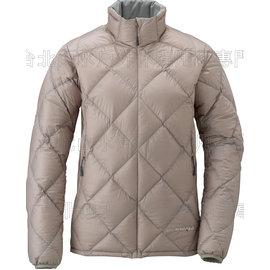 [ Mont-Bell ] Light Alpine 800FP 高保暖超輕鵝絨 羽絨外套/羽絨衣 女款 1101429-PKBG 香檳粉 montbell