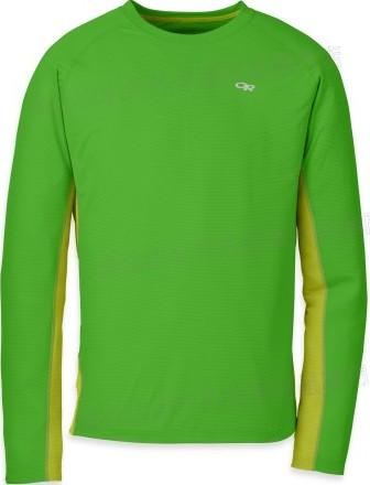 [ Outdoor Research ] Echo 登山排汗衣/長袖圓領吸濕排汗運動T恤 男款 OR50011 51B檸檬綠