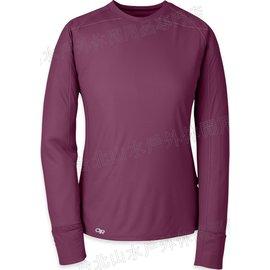 六折特價[ Outdoor Research ] Echo 登山排汗衣/長袖圓領排汗運動T恤 女款 OR90011 380 紫