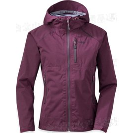 [ Outdoor Research ] Clairvoyant 防水透氣風雨衣 Gore-tex Active shell 女款 95145 380 紫