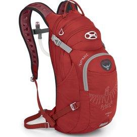 [ Osprey ] Viper 13 毒蛇 水袋背包/攻頂包 附3升吸管水袋 男款 閃爍紅