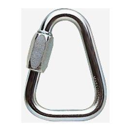 [ Petzl ] DELTA n10三角形環扣/三角連接環-鋼質 P11