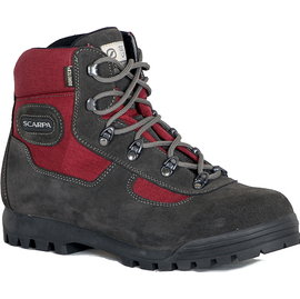 Scarpa 60023G Lite Trek 義大利製造 Gore-tex 黃金大底 防水透氣登山鞋/不水解登山靴 紅