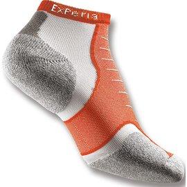 [ Thorlos ] EXPERIA 雪豹 超短筒運動襪/跑步襪 XCCU 197橘