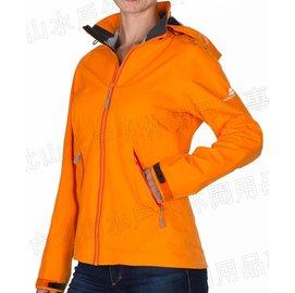 [ Westcomb ] 加拿大製 12FJA13 女款 Fuse LT Hoody 輕量透氣防水風雨衣 NeoShell 得獎款 亮橘