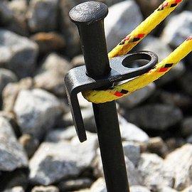 KAZMI/鍛造高硬度營釘 20cm 台北山水