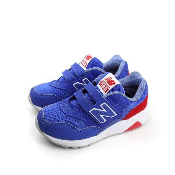 New Balance 580系列 運動鞋 藍 中童 no020