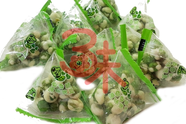 (台灣) 零食物語 原味翠果子 600公克(1斤) 120元 (粽子型包裝)