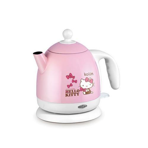 《省您錢購物網》福利品~【歌林 X Hello Kitty聯名款不鏽鋼快煮壺】(KPK-MNR1041)★