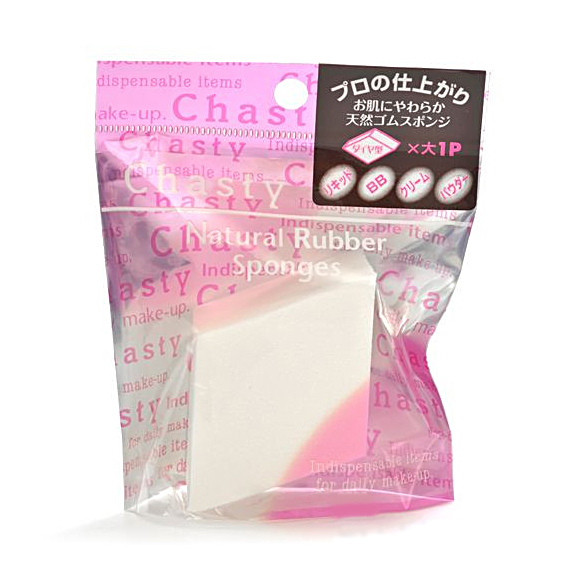 Chasty BB霜專用粉撲 (大) 1入