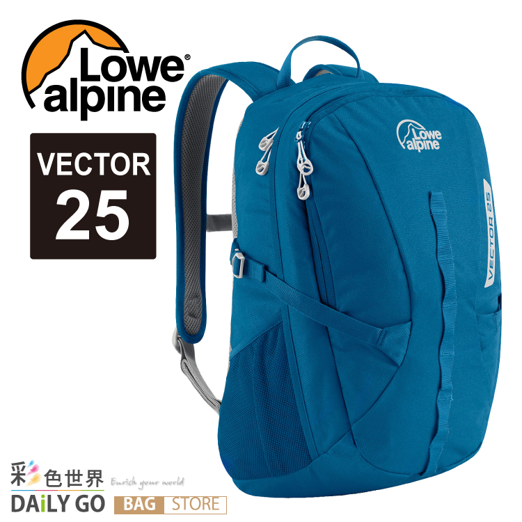 登山包 後背包 Lowe alpine VECTOR 25 -西洋藍 FDP-5725A