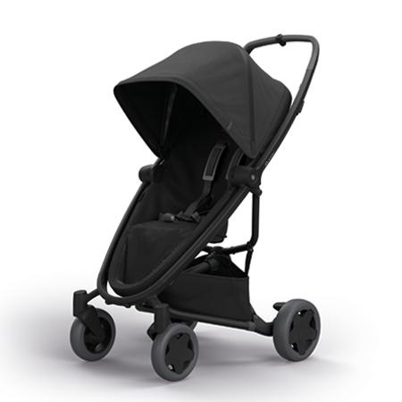 *babygo*預購:)Quinny ZAPP X FLEX PLUS (旗艦版)嬰兒手推車+CABRIFIX提籃 加贈原廠雨罩(4色可選)
