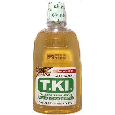 T.KI 鐵齒蜂膠漱口水 350ML/瓶 買1送1◆德瑞健康家◆【DR62】