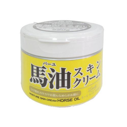 LOSHI 馬油護膚霜 220g/瓶◆德瑞健康家◆