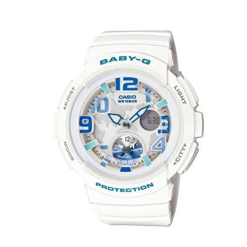 CASIO BABY-G/流行時尚運動錶/BGA-190-7BDR