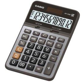 【破盤價】【永昌文具】CASIO 卡西歐 AX-120B 商用12位元計算機 /台 ( AX-120S 更新 )