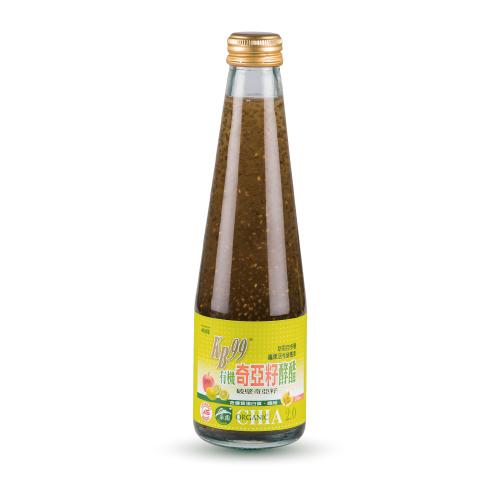 【肯寶KB99】有機奇亞籽酵醋