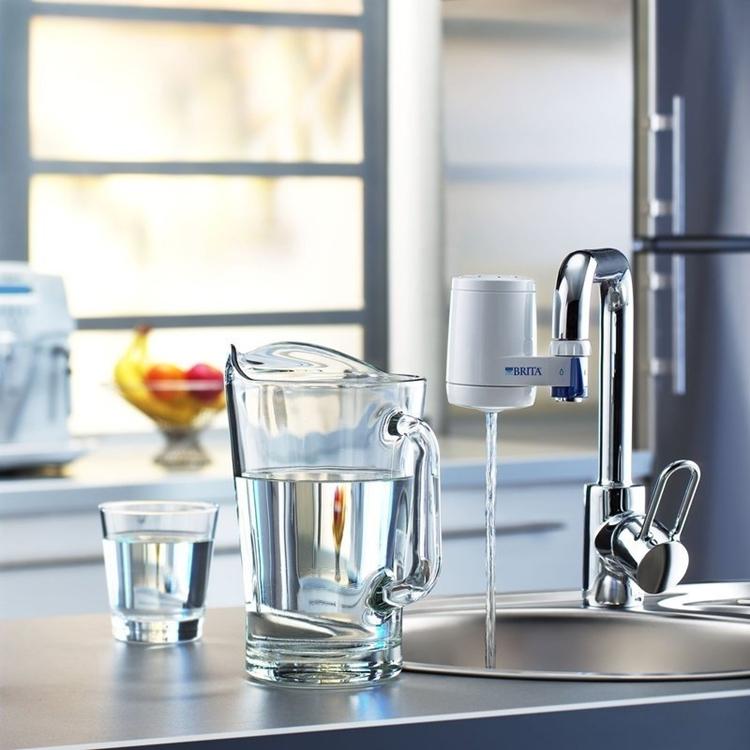 『 小 凱 電 器 』「公司貨」德國BRITA On Tap水龍頭式淨水器 +一個濾芯【共二個濾芯】超值濾芯組合