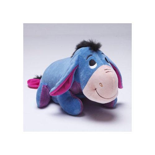 ★衛立兒生活館★美國 Zoobies 迪士尼三合一多功能玩偶毯-咿唷「玩偶+枕頭+毛毯」