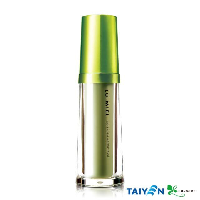 【小資屋】台鹽LU-MIEL綠迷雅 全新膠原蛋白潤色隔離霜(30ml) 效期:2019.1.25