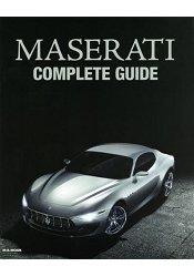 MASERATI COMPLETE GUIDE-瑪莎拉蒂完全指南