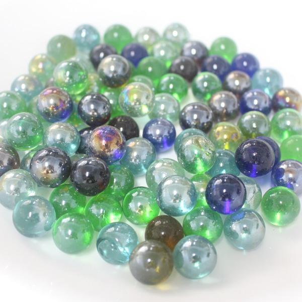 珠光玻璃彈珠 直徑16mm玻璃珠(小)/一小包約50顆入{促50}