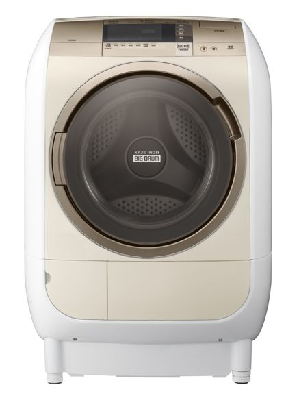 HITACHI 日立 SFBD2900W 日本原裝洗脫烘滾筒洗衣機(12公斤)★指定區域配送安裝★